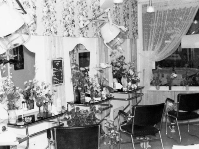 Salon de Coiffure Galje III