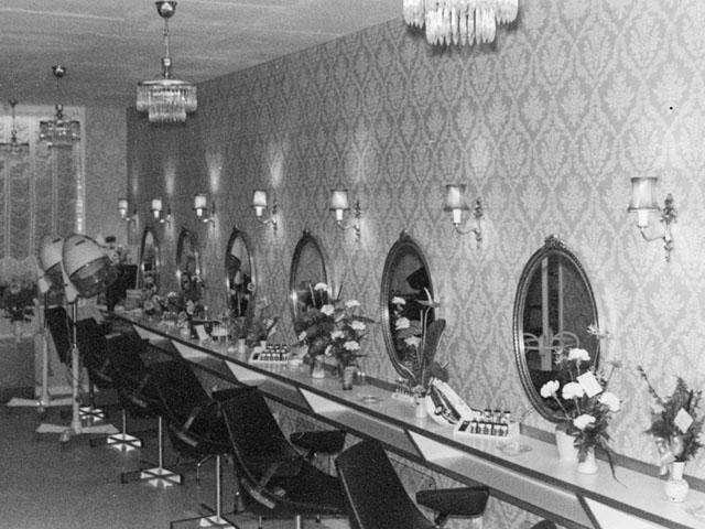 Salon jaren 60